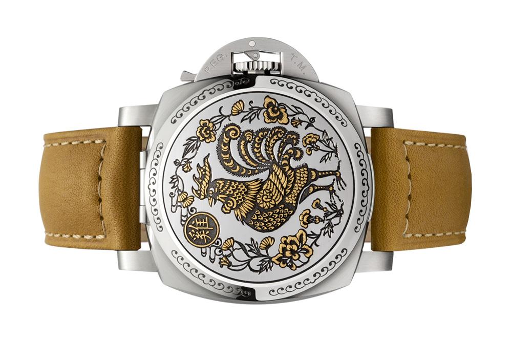 "Officine Panerai ""Luminor 1950 Sealand 3 Days Automatic Acciaio 44mm"" watch"
